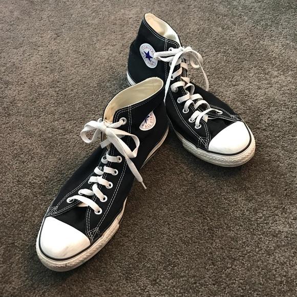 b3c27d9fe337 Converse Other - Converse Chuck Taylor All Star Core Hi Black sz 12